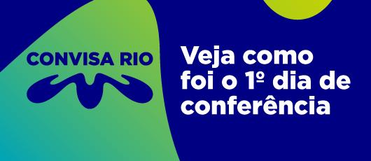 Convisa Rio - Dia1