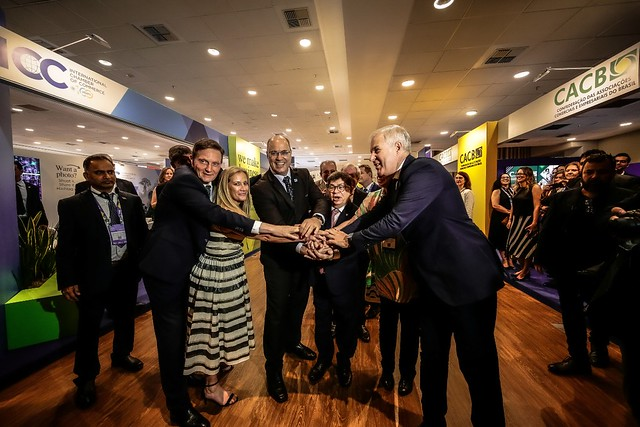Rio hosts the largest meeting of chambers of commerce in the world