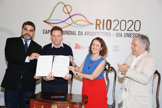 Rio: World Capital of Architecture