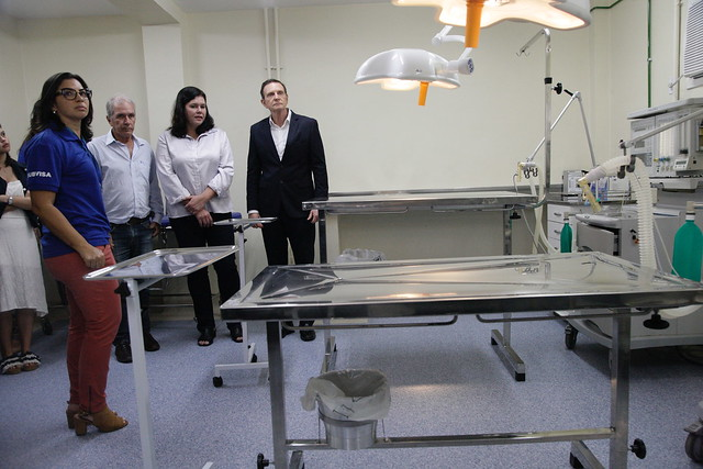 Crivella inaugura Centro Cirúrgico que vai ampliar em quase dez vezes as castrações gratuitas