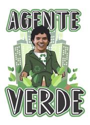Jorge Vercillo é o novo Agente Verde da Comlurb