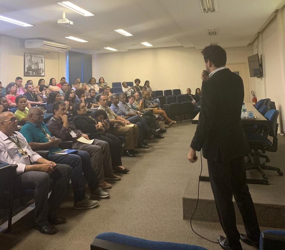 Guarda Municipal realiza curso de capacitação forense para servidores da Corregedoria