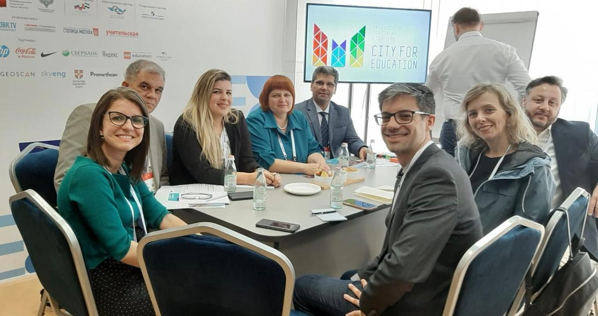 Rio City Hall attends Moscow Global Forum - Cities for Education
