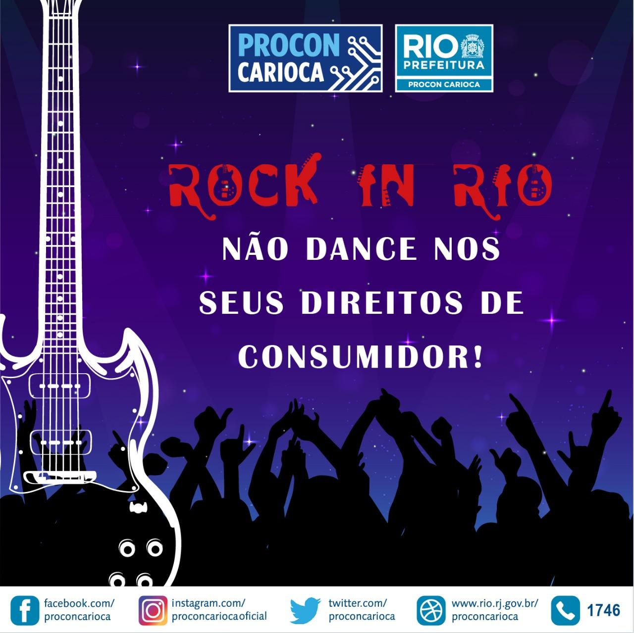 Rock in Rio – Não dance nos seus direitos