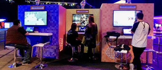 SMDT leva games de alunos das Naves do Conhecimento para a GameXP do RIR 2019