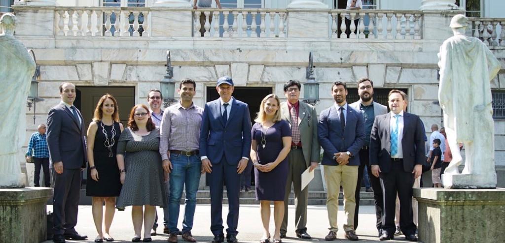 Prefeitura do Rio e NASA discutem projeto para lidar com alagamentos