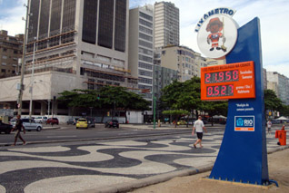 Lixômetro Copacabana