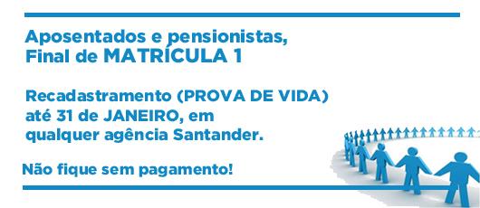 Banner Prova de Vida_Janeiro