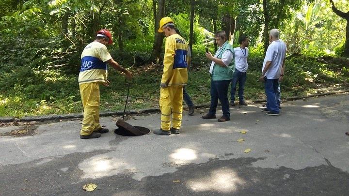 Rio-Águas e a Secretaria de Meio Ambiente formam força-tarefa em prol da Lagoa Rodrigo de Freitas