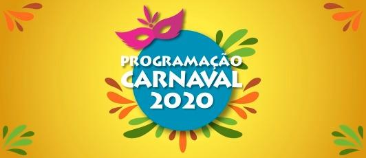Programação Carnaval SMC 2020