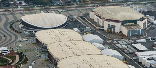 Prefeitura do Rio concede Habite-se para as Arenas 1, 2 e 3 do Parque Olímpico