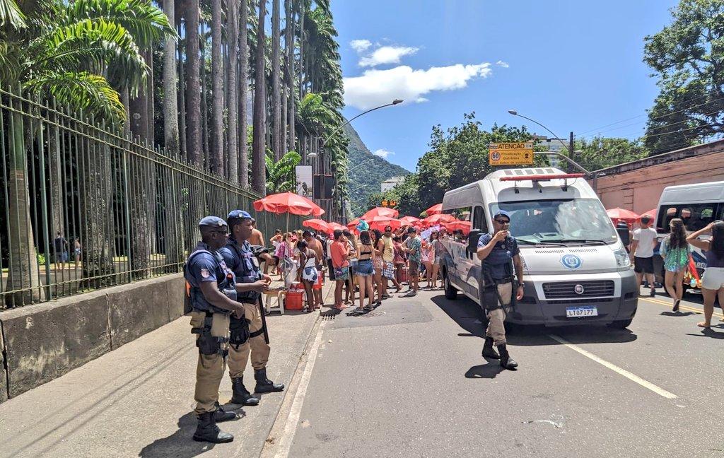 GM-Rio atuará com 1.600 agentes em apoio a blocos de carnaval que desfilam neste fim de semana