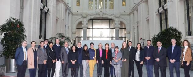 Meeting of Directors and Coordinators of UCCI 2020