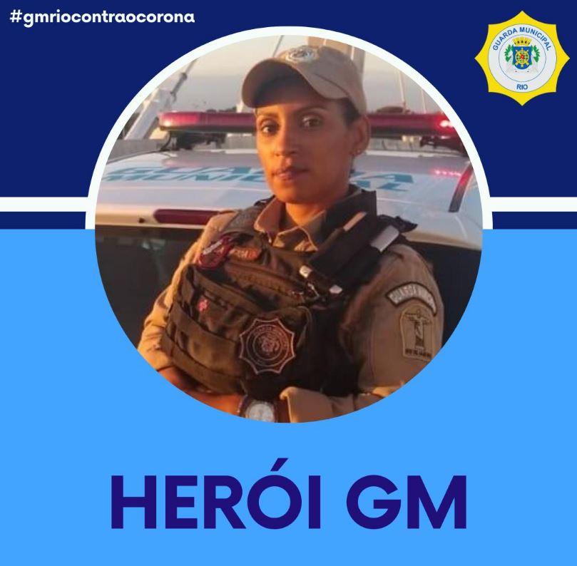 Herói GM Lilian Fernanda fiscaliza infrações sanitárias na cidade