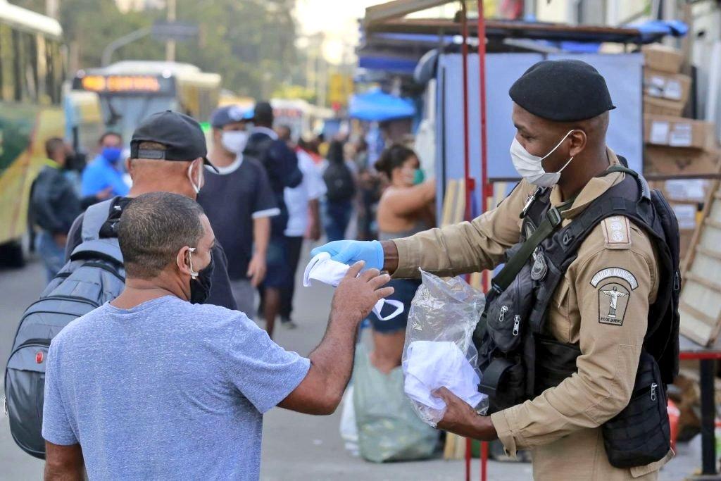 Guarda Municipal realizou mais de 11 mil ações na cidade desde o início da pandemia