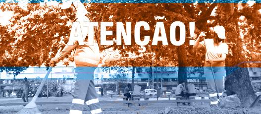 Medidas restritivas não afetam serviços da Comlurb e manutenção de limpeza na cidade está garantida