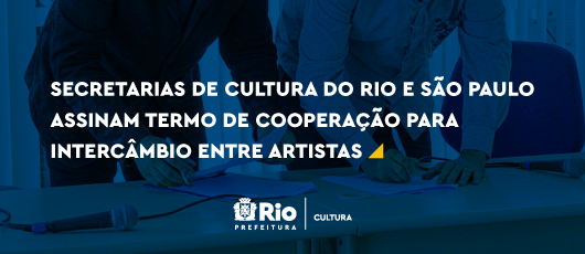 BANNER ROTATIVO TERMO DE COOPERAÇAO RIO SP