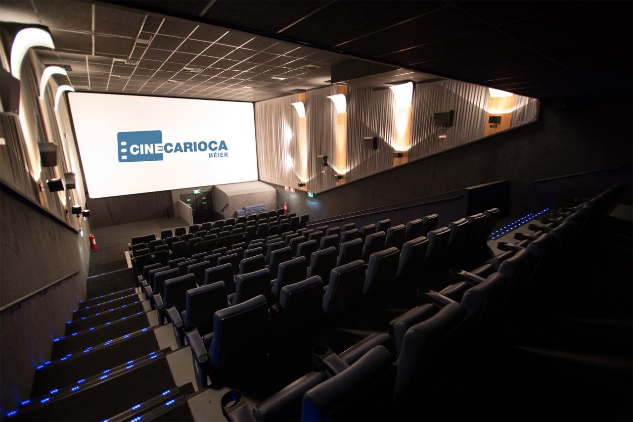 CineCarioca Méier volta às atividades hoje
