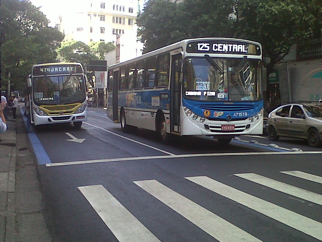 Foto:Divulgação SMTR