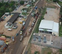 Usina de Biogás