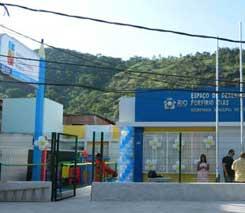 Prefeitura inaugura EDI em Vargem Grande