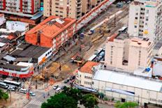 Subprefeitura apresenta projeto da TransCarioca aos moradores da Praça Seca