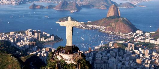Cristo Redentor é eleito a melhor atração turística do Brasil