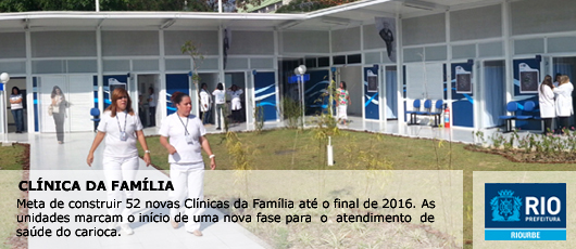 Banner Clinica da Familia