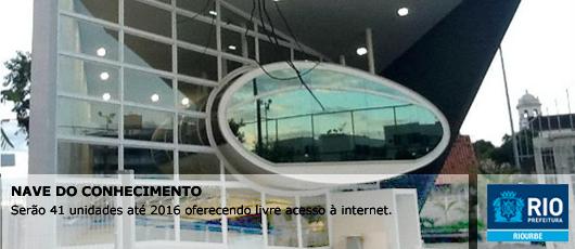 Banner Nave do Conhecimento