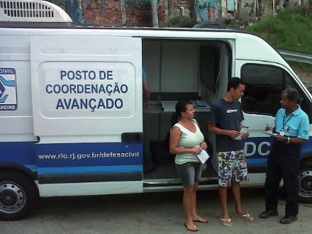 Comunidades da cidade recebem o projeto Defesa Civil Itinerante