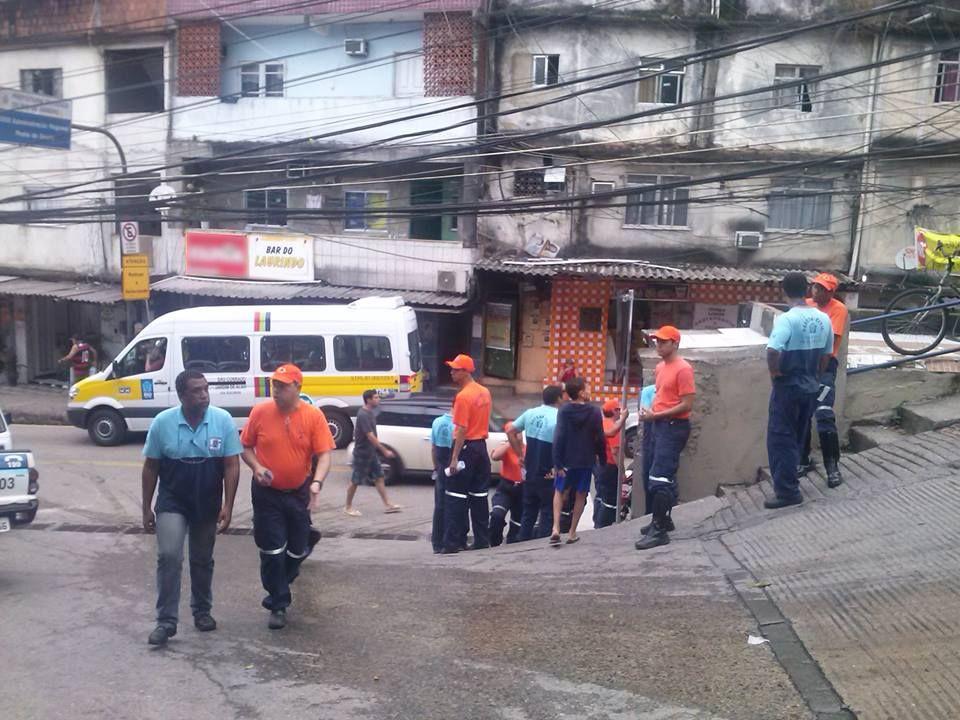 Defesa Civil Municipal recebe funcionários da Defesa Civil de Guarulhos (SP)