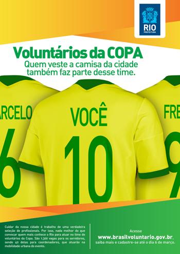 964305acbc2d8 Os voluntários selecionados receberão certificados da Universidade de  Brasília