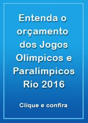 Entenda o orçamento da Rio 2016