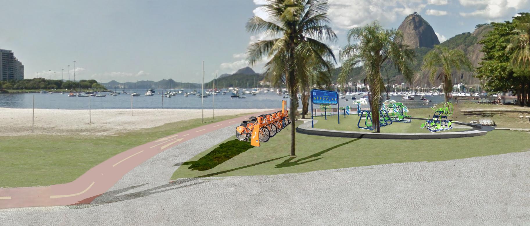 Meio Ambiente projeta novo traçado da ciclovia Mané Garrincha