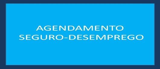 Agendamento para Seguro Desemprego Formal