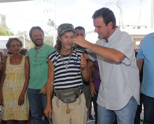 Prefeitura entrega 100 apartamentos do Minha Casa Minha Vida  na Colônia Juliano Moreira