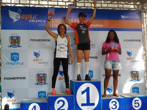 Guarda conquista segundo lugar na APTR de Valença