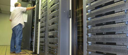 Datacenter da IplanRio