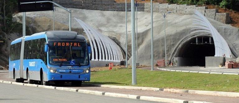 Mobilidade urbana: conheça os corredores de BRT