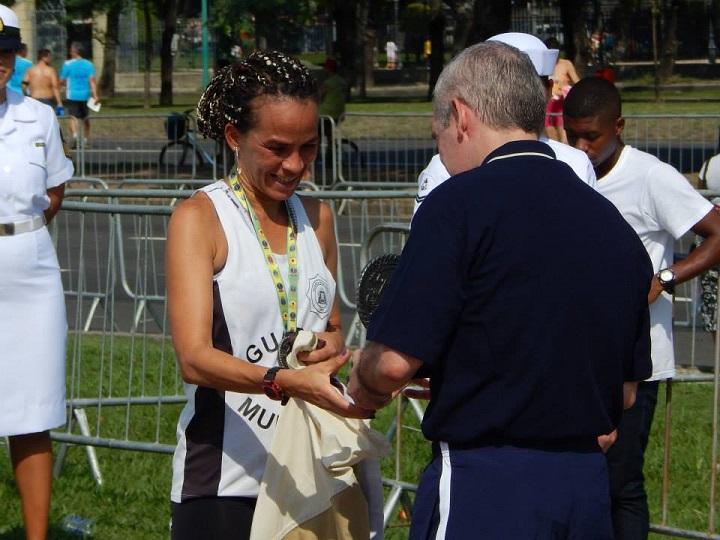 GM-Rio conquista 3º lugar na Corrida dos Fuzileiros Navais