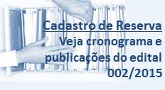 Cadastro de reserva RioSaúde