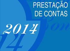 Prestação de Contas Completa de 2014