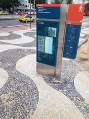 Riotur conclui primeira fase do projeto de sinalização turística para pedestres