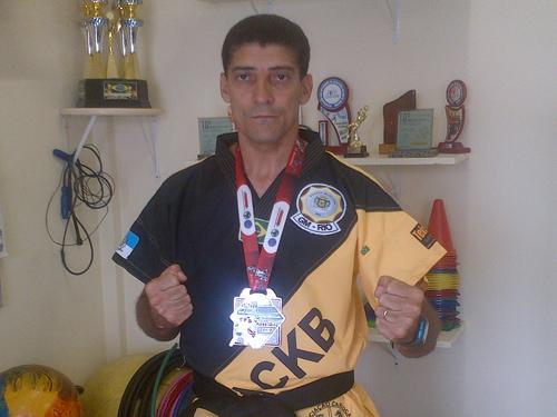 Guardas conquistam duas medalhas em torneio estadual de Kickboxing