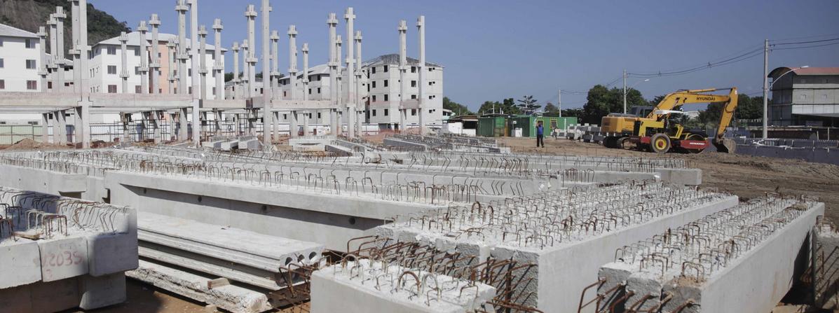 Começa a construção de mais 11 unidades da Fábrica de Escolas