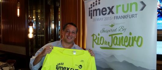 Riotur e RCVB promovem corrida para divulgar o Rio na IMEX