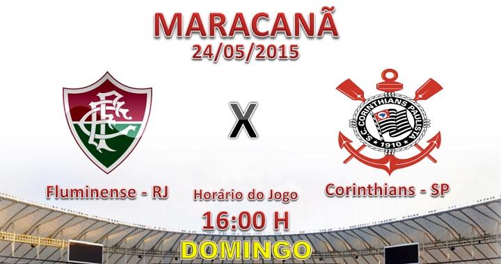 GM-Rio atua com 227 agentes na partida entre Fluminense e Corinthians