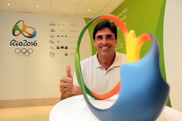 Ex-jogador de vôlei Giovane Gávio fala sobre servidor olímpico