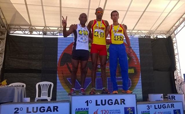 Guardas conquistam cinco medalhas em Troféu Brasil de Atletismo Máster