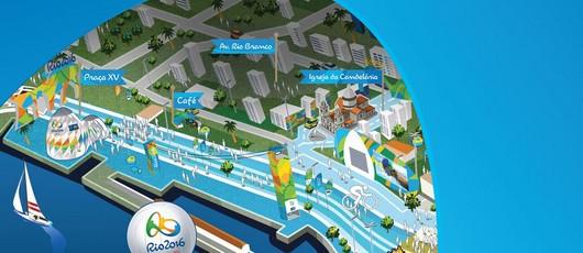 Boulevard Olímpico dará o clima da festa com eventos e transmissões dos Jogos durante a Rio 2016